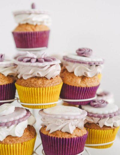 Cupcake - baby shower