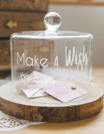 Make a Wish - Urne à messages