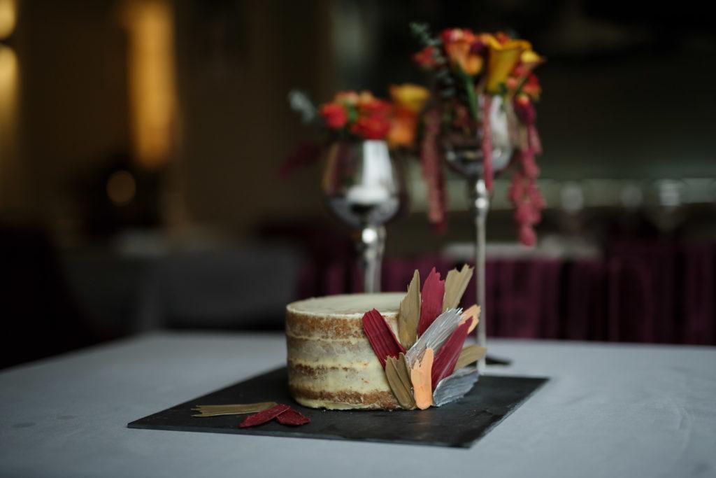 gâteau de mariage brus cake