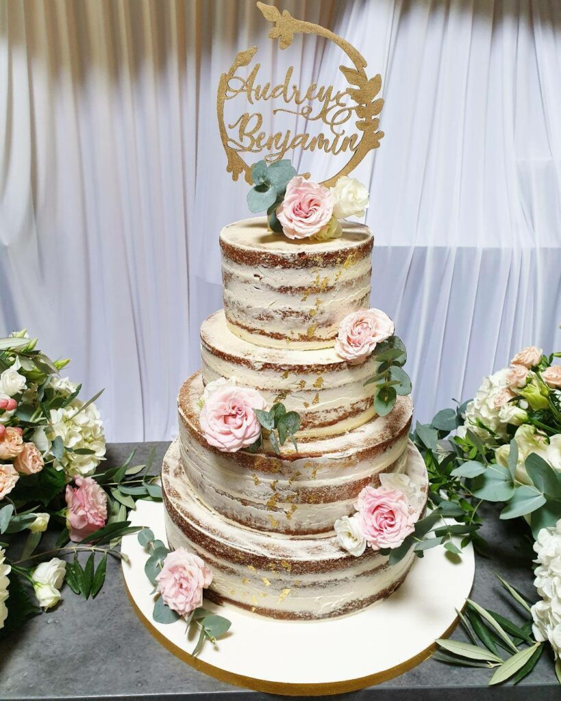 wedding cake wedding design auvergne