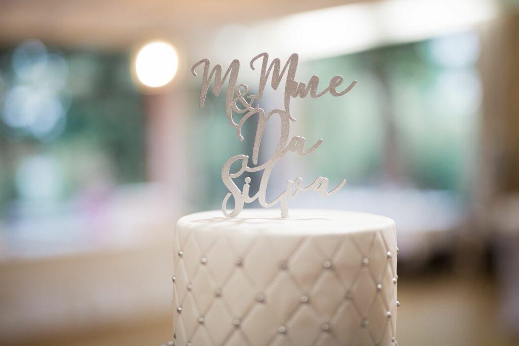 cake topper gâteau de mariage