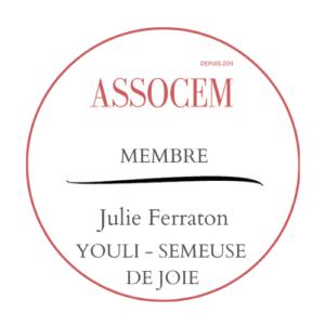 logo assocem affiliation Youli Semeuse de joie