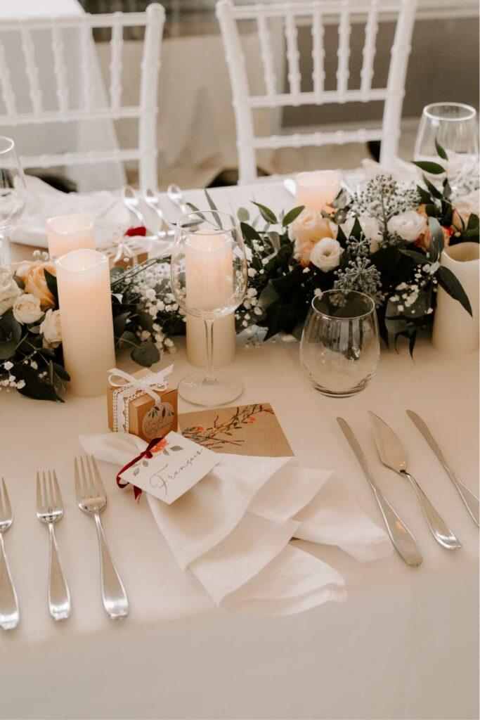 accompagnement wedding designer Clermont Ferrand