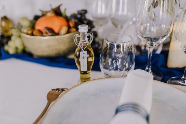 cadeau invité mariage design Grèce