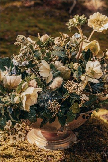 composition florale design auvergne