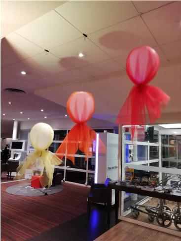 décoration espace event design professionnel