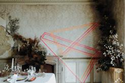 décoration murs anamorphose