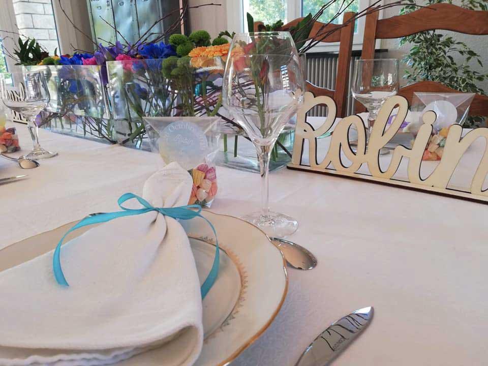 décoration table event design
