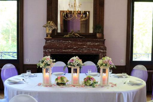 design table honneur mariage Issoire