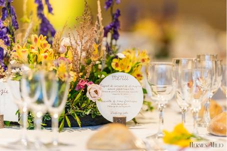 menu de table mariage auvergne