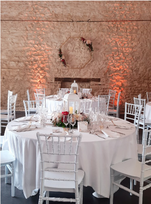 prestation wedding design Auvergne Rhône Alpes