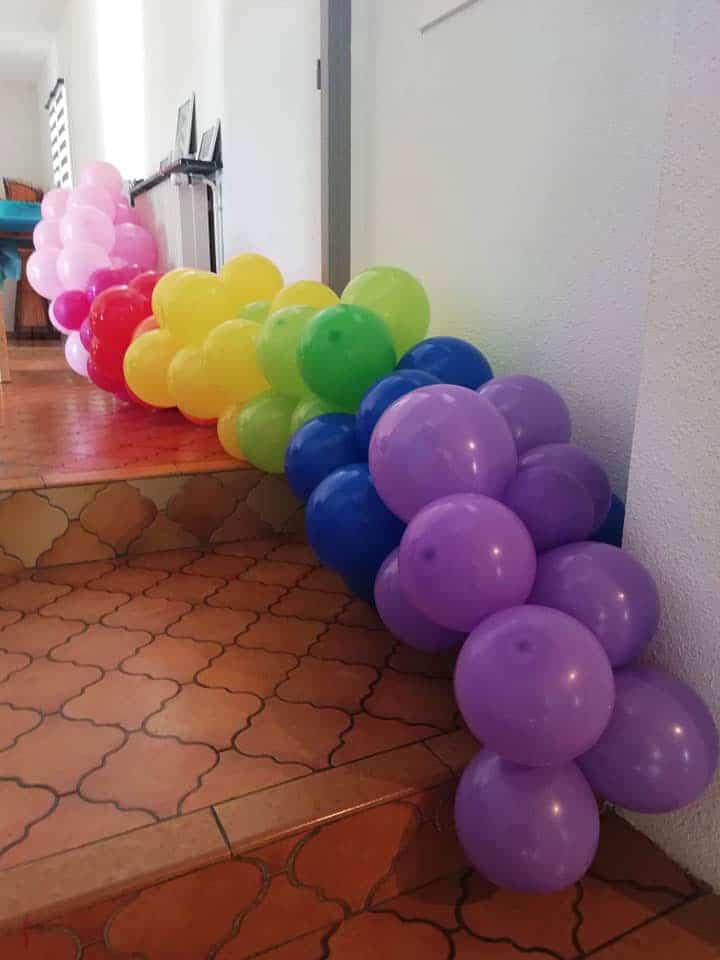 structure ballon event design