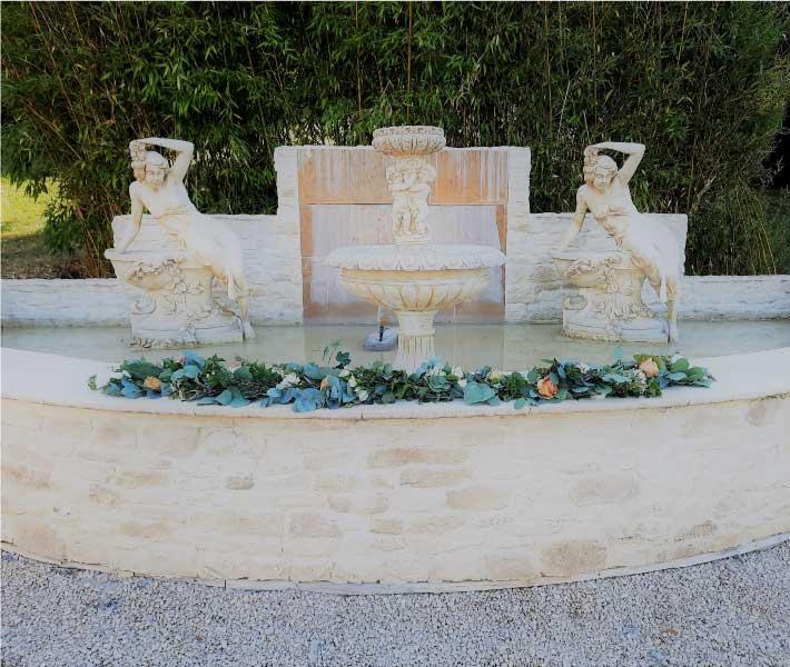 wedding design Rhône France