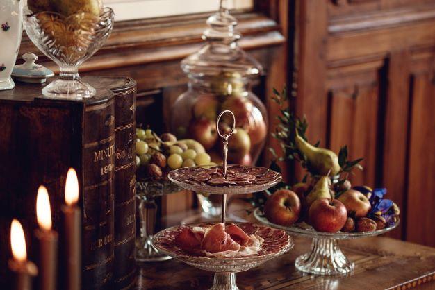 décoration table mariage alice au pays des merveilles