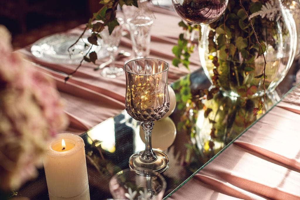 décoration tablée thème mariage alice au pays des merveilles