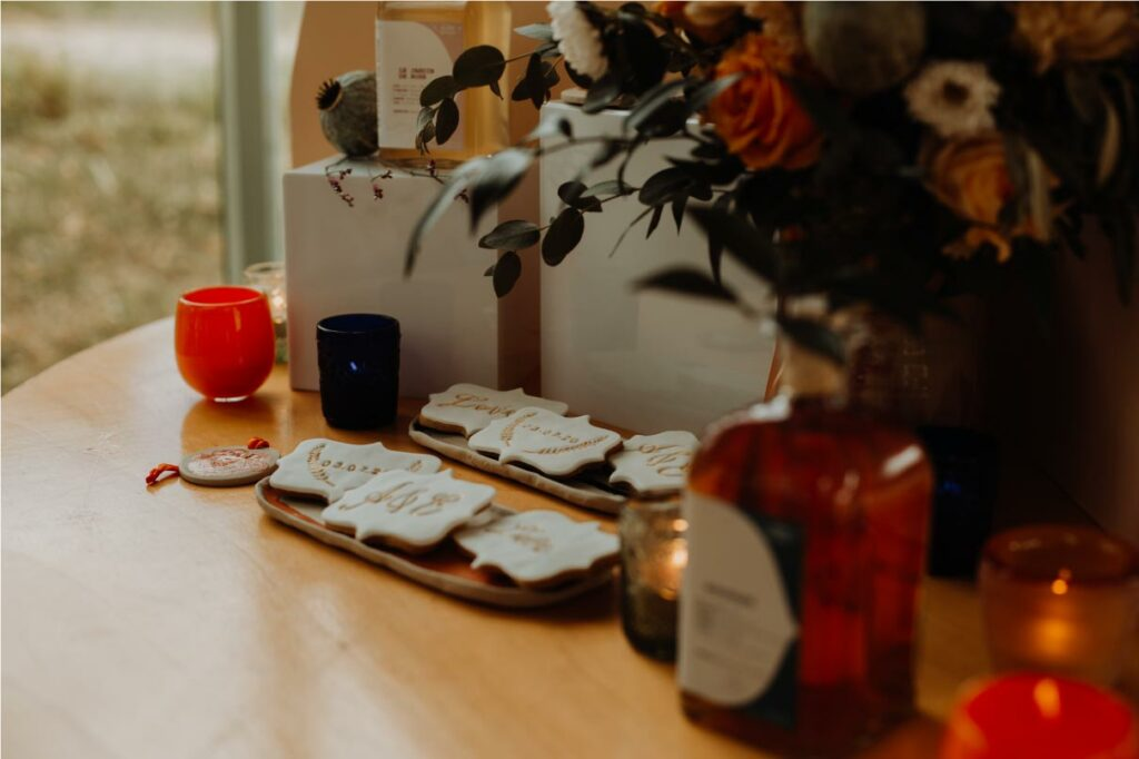 idée cadeau de noces invites