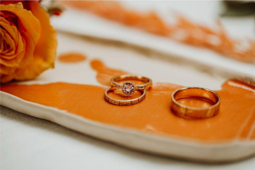 photo alliance mariage or